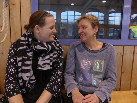 U13 2017.02.24 Jana und Bettina